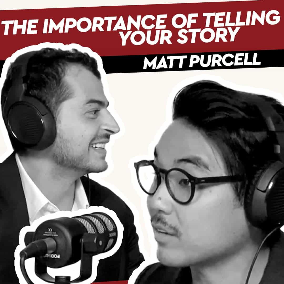 Matt Purcell – The Master Storyteller