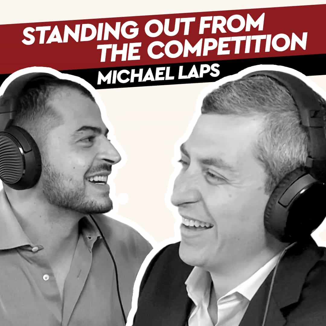 Michael Laps – Standing out from the Competition