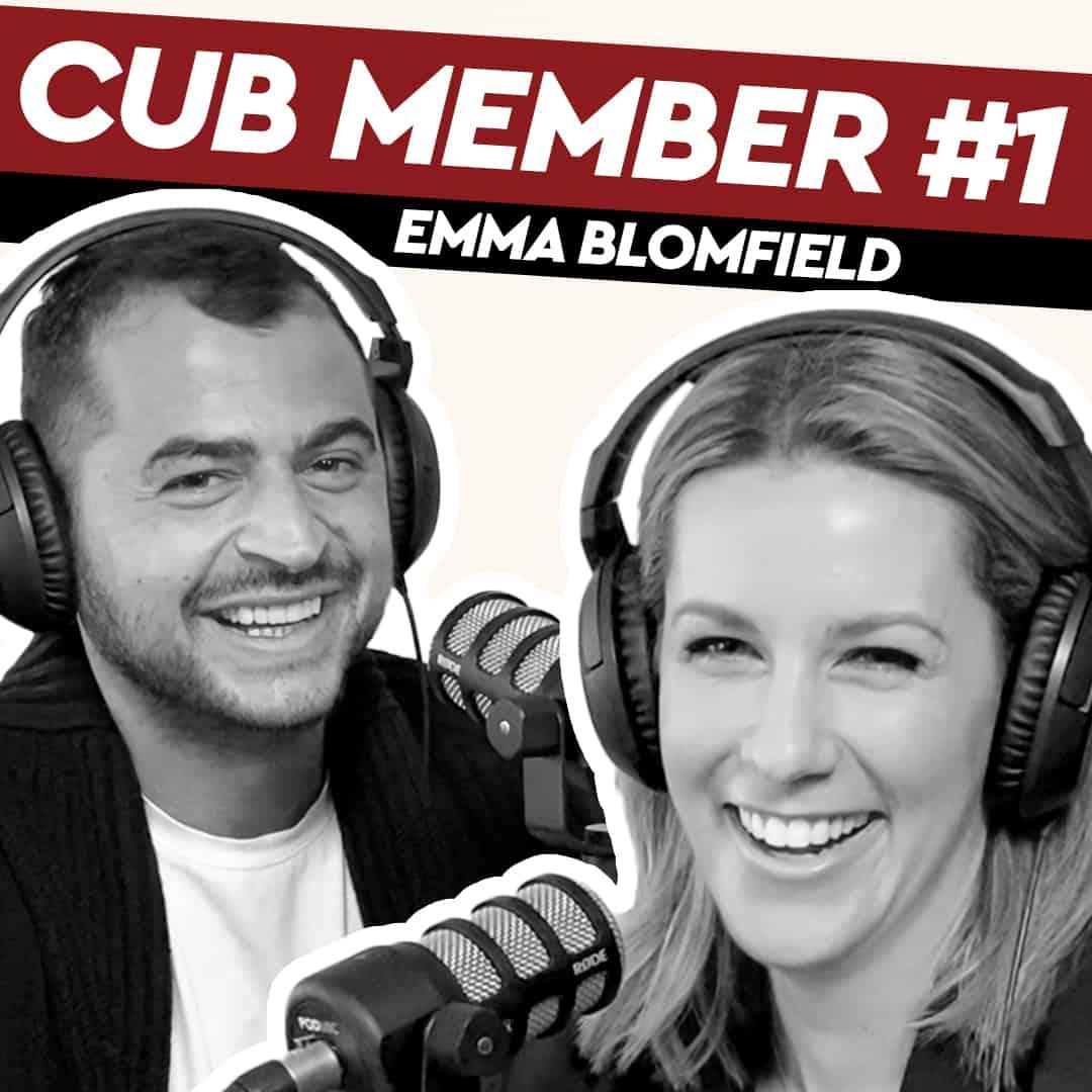 Emma Blomfield – CUB Member #1