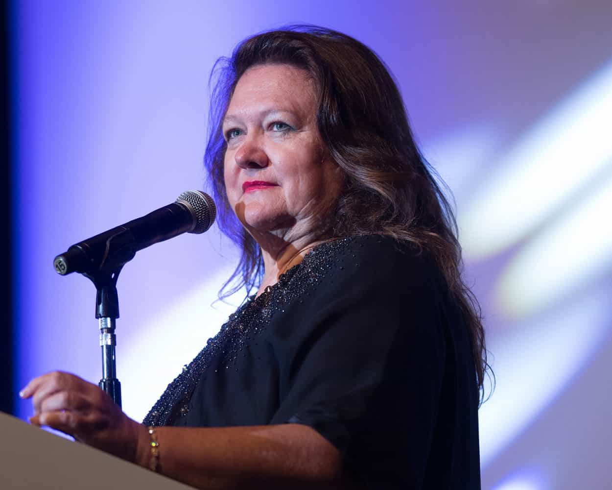 The 4 Tips for Success from Mining Magnate Gina Rinehart