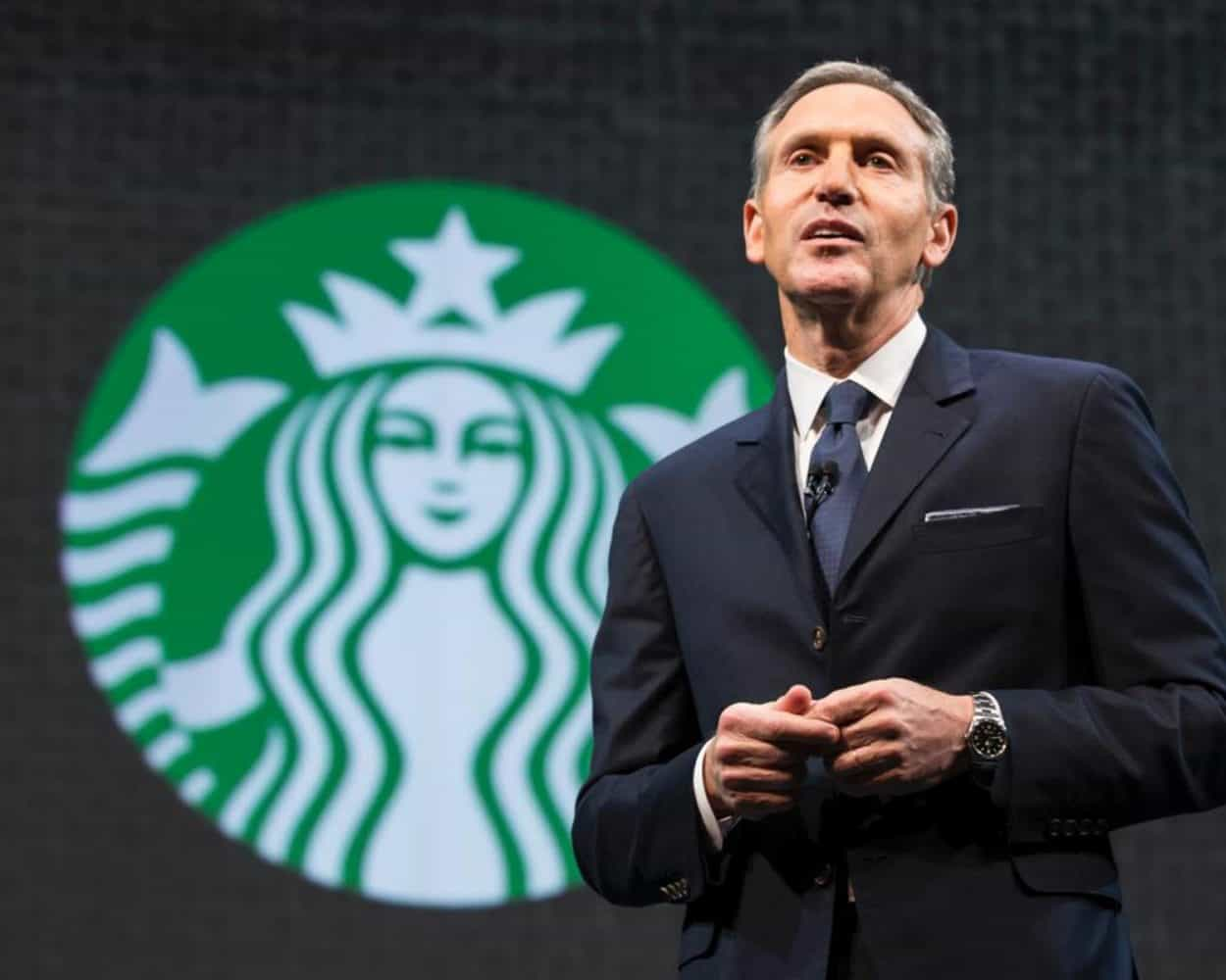 Starbucks Founder Howard Schultz's Shared Values (And Nine Other Tips for Retaining Customers)