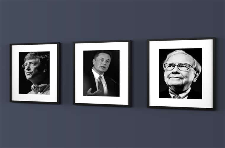 What Personality Traits Do Bill Gates, Warren Buffett and Elon Musk Have In Common? Featured image
